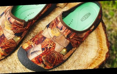 KEEN and ELNEST CREATIVE ACTIVITY Head Back 13,000 Years for Jōmon-Inspired Clogs