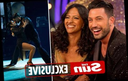 Strictly's Giovanni Pernice shuts down rumours he's dating celeb partner Ranvir Singh