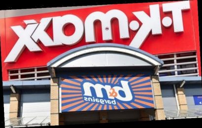 Is TK Maxx or B&M closing in second lockdown?