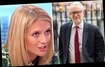 Rachel Riley slams Labour for 'disgraceful' Jeremy Corbyn decision after anti-Semitism row