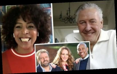 Homes Under The Hammer for presenting shake-up as Jacqui Joseph and Tommy Walsh join team