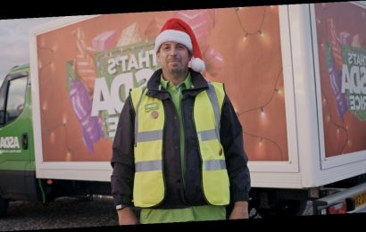 Asda launches 'Happy to Chat' scheme to connect delivery drivers to lonely Brits