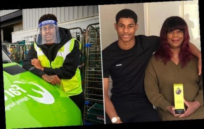 MARCUS RASHFORD writes about free school meals campaign