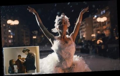 Amazon releases Christmas advert starring a ballerina and Covid