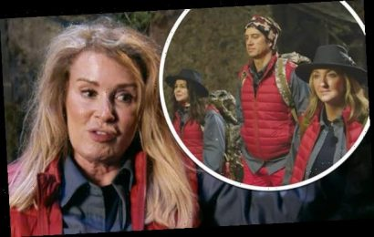 I'm A Celeb: Bosses 'making emergency plans for stormy weather'