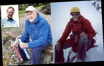Legendary Scottish mountaineer Hamish MacInnes dies at home aged 90