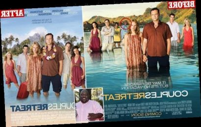 Actor sues makers of Couples Retreat for scrubbing him from poster