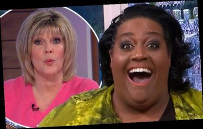 Alison Hammond shares telling message on Instagram