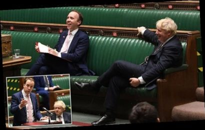 HENRY DEEDES: As the prefects guffawed, MPs stared daggers