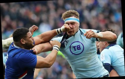 Is Scotland vs France rugby on TV? Channel, live stream, kick-off time and team news for big Autumn Nations Cup game