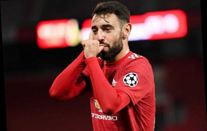 Bruno Fernandes perfect for Man Utd 'because he doesn't care about mistakes and only success', says Nani