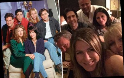 Friends reunion with Jennifer Aniston and entire cast rescheduled to March 2021 after multiple delays due to Covid