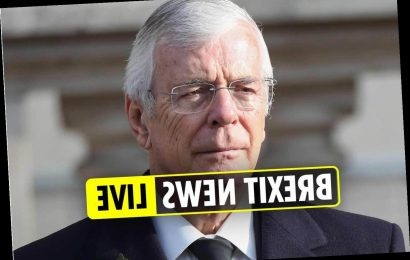 Brexit news LIVE – John Major brands Britain a second rate global power and says we 'always will be' after Brexit