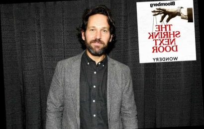 Paul Rudd to front thriller The Shrink Next Door based on real life psychiatrist who seduced and robbed his patient