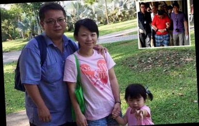 Dad sentenced to death by hanging for strangling pregnant wife and daughter, 4, then sleeping with their bodies for week