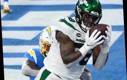 Long-awaited touchdown may be key to Jets' Chris Herndon breakout