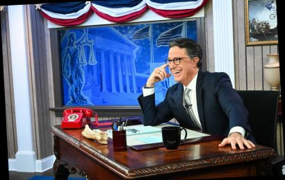Stephen Colbert and Trevor Noah Brave Election Night Anxiety on Live Specials