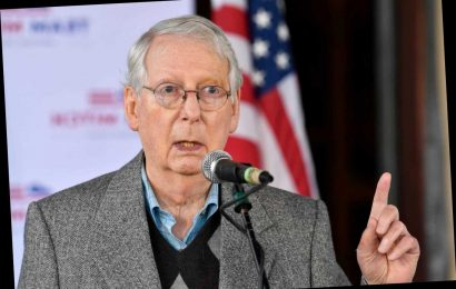 Mitch McConnell holds onto Senate seat from Kentucky