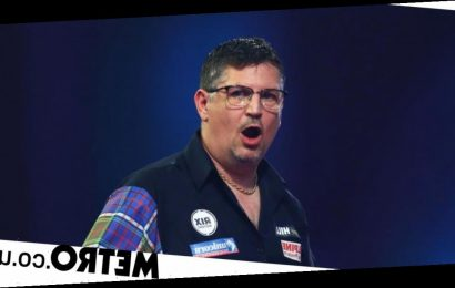 Gary Anderson blasts 'pathetic cowards' as he rages against cheating in darts
