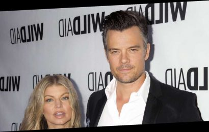 Josh Duhamel Gives Ex-Wife Fergie a Shout-Out in 'Buddy Games' Movie