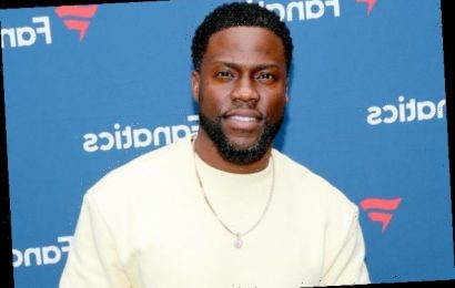 Kevin Hart Sets New Netflix Standup Comedy Special