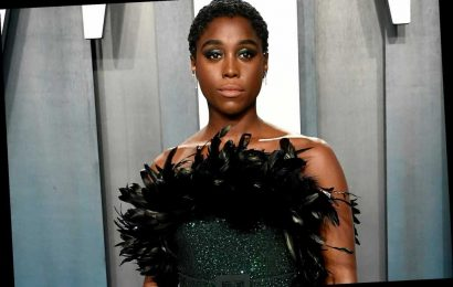 Lashana Lynch responds to backlash after being cast as 007