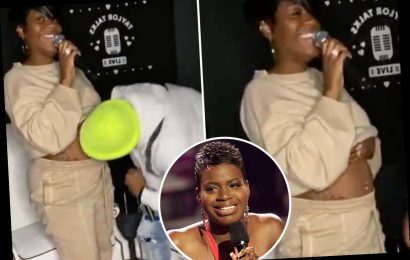 American Idol winner Fantasia Barrino expecting first child with husband Kendall Taylor after suffering fertility issues
