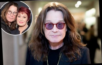 Ozzy Osbourne reveals he's 'lucky' wife Sharon Osbourne didn't 'leave' him after he cheated on her