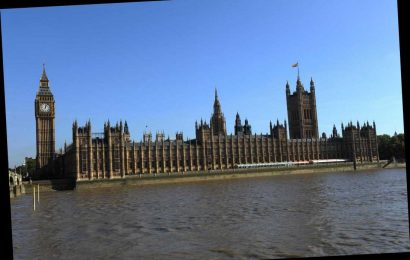 House of Lords spend nearly £2million on booze in the past five years