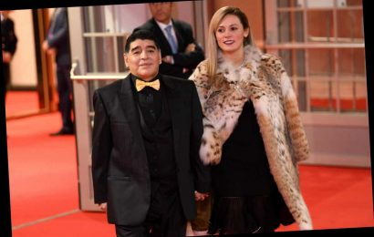 Who is Diego Maradona's ex-girlfriend Rocio Oliva, was he married and did his daughter marry Sergio Aguero? – The Sun