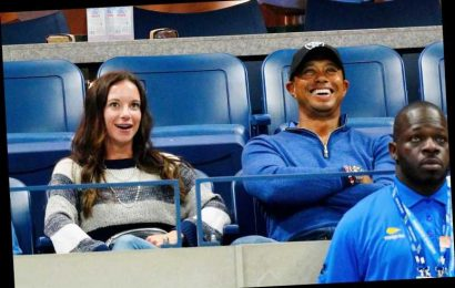 Who is Tiger Woods' girlfriend Erica Herman, and how long has Masters star been with restaurant manager? – The Sun