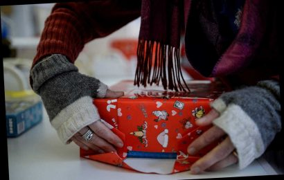 One in four Brits will buy a Christmas present for THEMSELVES – because they deserve a treat