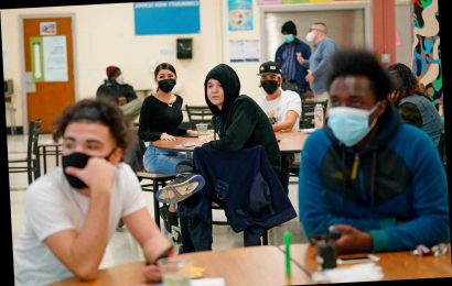 New York City CLOSES its schools again as Covid continues surge in virus-wracked region