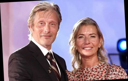 Who is Mads Mikkelsen's wife Hanne?
