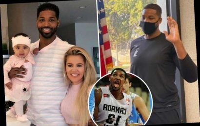 Tristan Thompson becomes U.S. citizen and says it 'achieved his American dream' as Khloe Kardashian romance goes strong