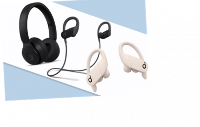 Powerbeats headphones marked down up to 20 percent for Amazon sale