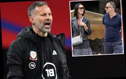 Man Utd legend Ryan Giggs' future as Wales boss in doubt after arrest on suspicion of 'assaulting girlfriend'