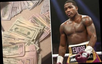 Adrien Broner released from jail and given until December to pay victim £637k as judge tells him to 'stay off Instagram'