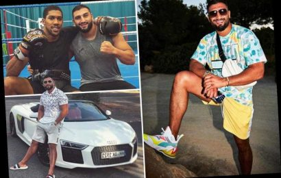 Tyson Fury opponent Agit Kabayel loves fast cars, man bags, beat Derek Chisora in Monaco and sparred with Anthony Joshua