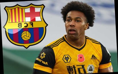 Barcelona 'pull out of Adama Traore transfer race' but Wolves winger also eyed by Liverpool and Real Madrid