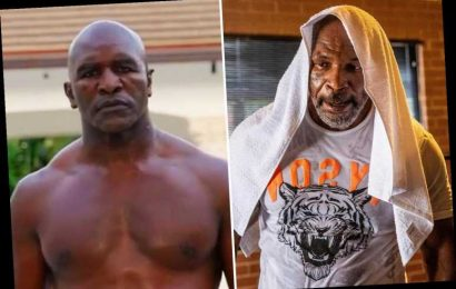 Mike Tyson, 54, is 'scared' of Evander Holyfield rematch after being offered the stunning trilogy fight 'multiple times'