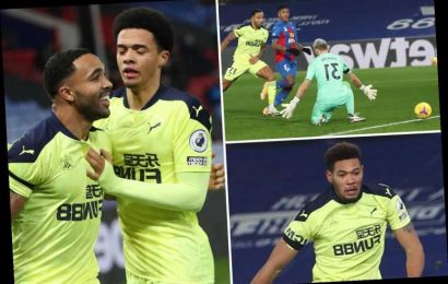 Crystal Palace 0 Newcastle 2: Wilson and Joelinton strike at the death as Toon punish Eagles for wasted chances