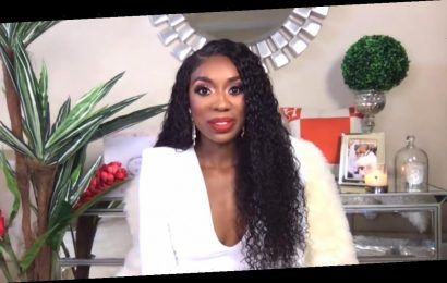 Wendy Osefo reveals whose side she's taken in 'really violent' fight between Candiace Dillard and Monique Samuels