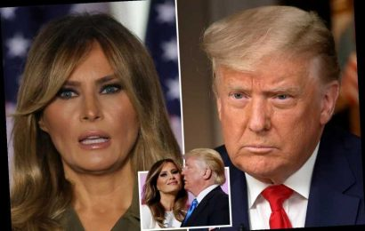 Melania Trump could get huge $50MILLION divorce settlement if she splits from Donald when he leaves office