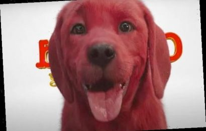 New CGI 'Clifford the Big Red Dog' Has Fans Barking Mad