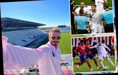 David Beckham needs Inter Miami miracle as Man Utd legend's struggling side pray win is enough to reach MLS play-offs