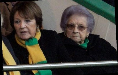 Delia Smith's mum Etty dies aged 100 as tributes pour in for Norwich 'superfan' who has award named after her