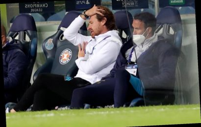 Andre Villas-Boas admits Marseille are 's***' after losing twelfth consecutive Champions League game in 3-0 Porto defeat