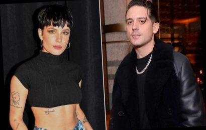 G-Eazy's camp denies poem in ex Halsey's new book is about him