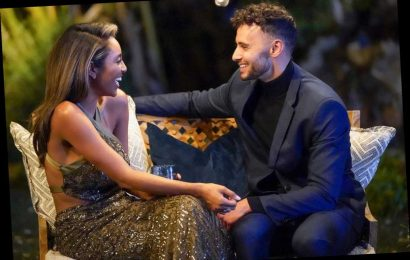 Bachelorette Tayshia Adams Explains Why She Chose Brendan for Her One-on-One: 'He Caught My Eye'